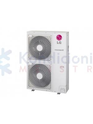 HU143 LG 3 fazių šilumos siurblys oras-vanduo 14.0 kW išorinis blokas