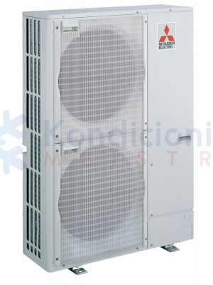 PUHZ-HW140YHA2 Mitsubishi Electric šilumos siurblys oras-vanduo 14.0 kW