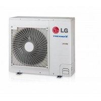HU091 LG šilumos siurblys oras-vanduo 9.0 kW išorinis blokas